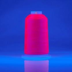 coFEEstickgarne.de - Neonstickgarn bei UV-Licht -  Polyestergarn - 5.000m